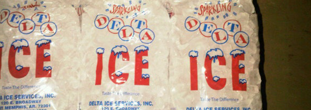 Ice Delivery | Delta Ice - Memphis, AR